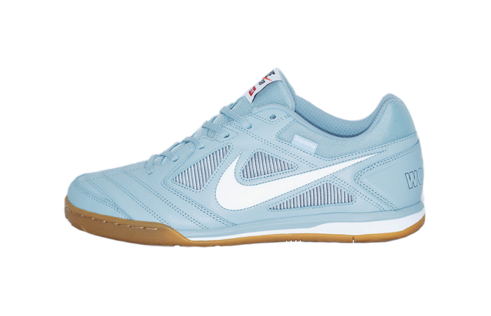 Supreme Nike Sb Gato Blue Ar9821 400