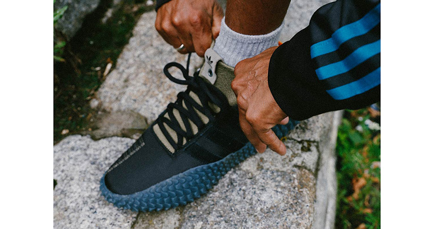 size 40 df77b fb58f These On Foot Look At The Bodega adidas Consortium Kamanda ...
