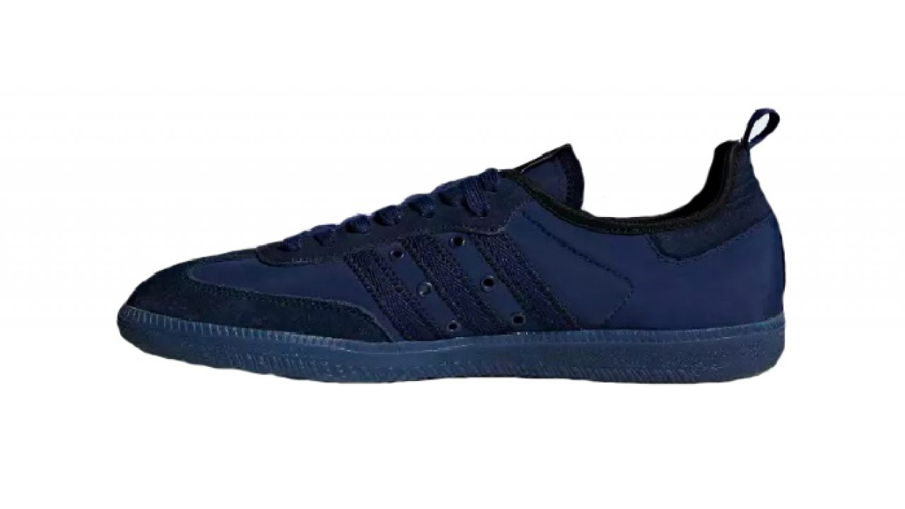 speical offer order superior quality adidas CP Company Samba Dark Blue CG5957
