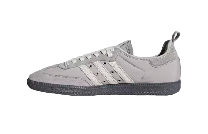 super popular 972b4 8ca7d adidas CP Company Samba Granite White F33870