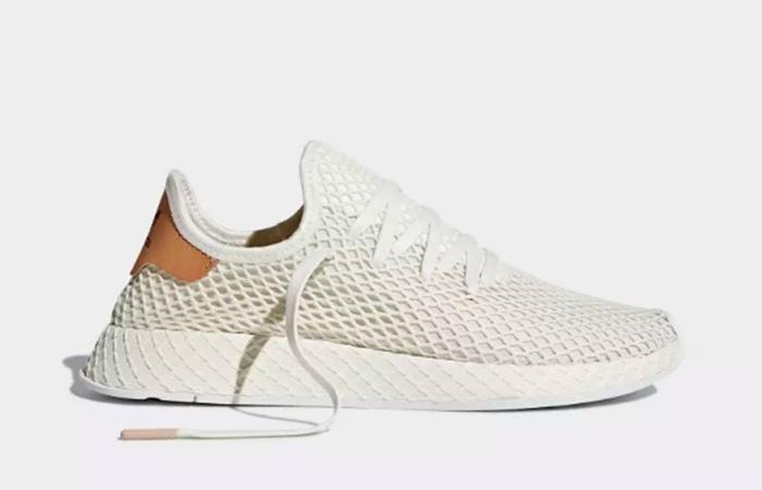 Schuhe Adidas Deerupt Runner Wolkenweiß Asche Perle B41759 Herren Damen kaufen billig neue Sneaker Schuhe günstig sportschuhe laufschuhe turnschuhe