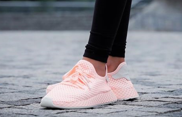5d71520ed397a adidas Deerupt Orange Womens B41727 – Fastsole