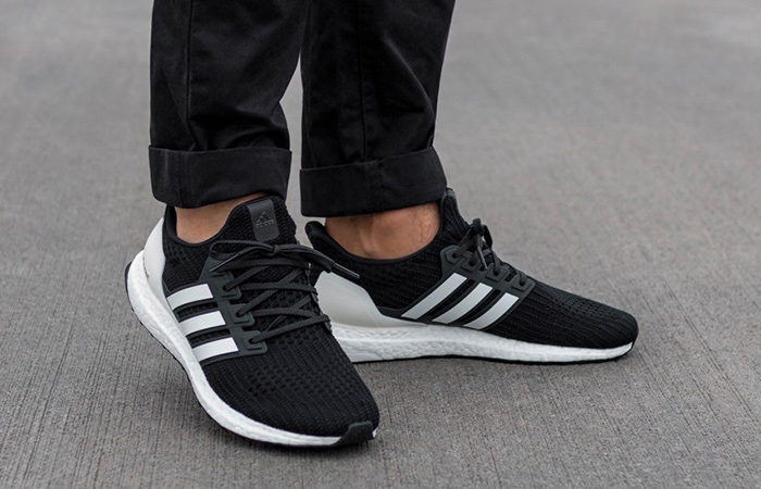adidas Ultra Boost 4.0 Show Your Stripes Black AQ0062