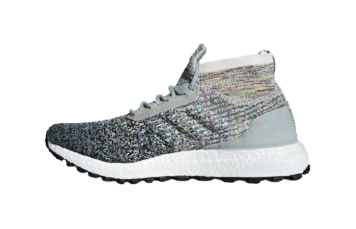 innovative design c9386 2b4ba adidas Ultra Boost ATR Mid Grey Multi CM8254