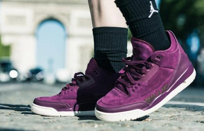 size 40 65b60 be7c2 Air Jordan 3 SE Bordeaux Womens AH7859-600