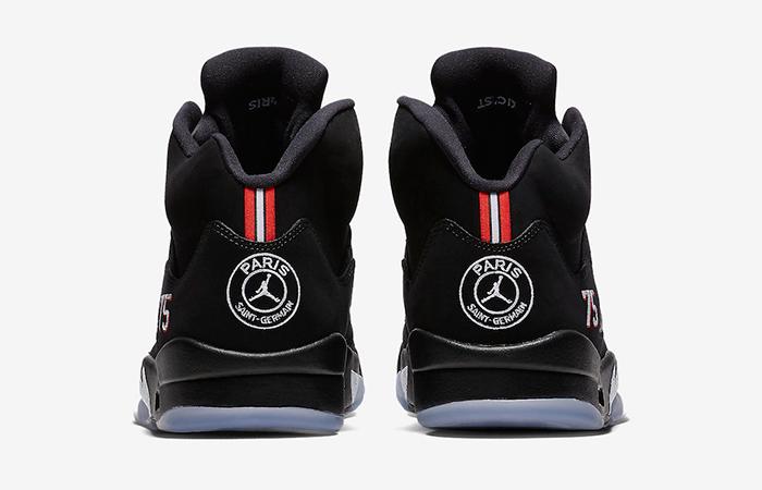 54c4232d4c39 Air Jordan 5 PSG Black White AV9175-001 – Fastsole