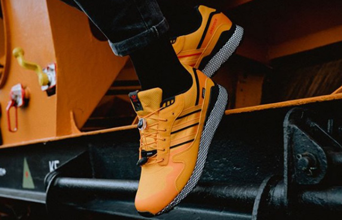 Livestock adidas Consortium Ultra Tech GTX Yellow Black B37852