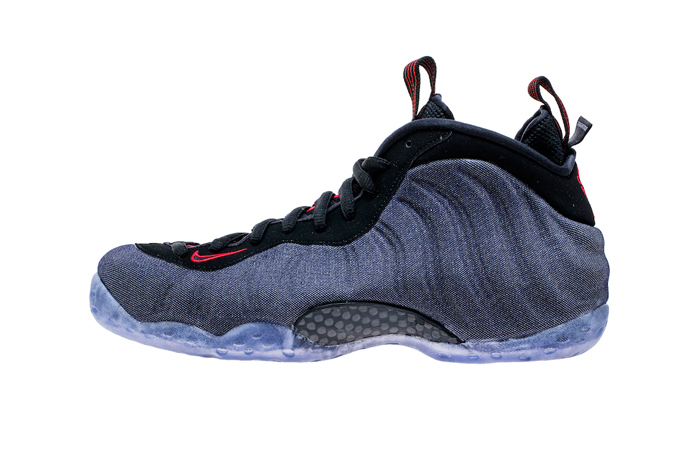 size 40 c4736 b7a54 Nike Air Foamposite One Denim Obsidian 314996-404