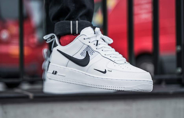 Nike Air Force 1 LV8 Utility Triple White AJ7747 100