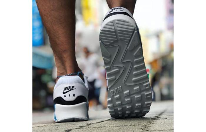 Nike Air Max 901 White Blue AJ7695 104