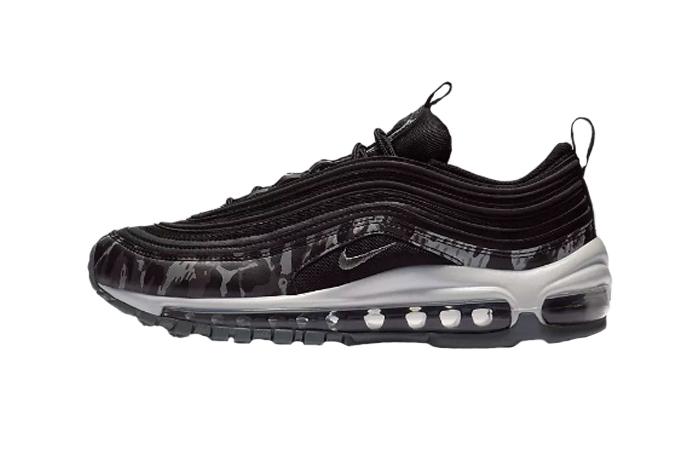 Nike Air Max 97 Premium Black 917646