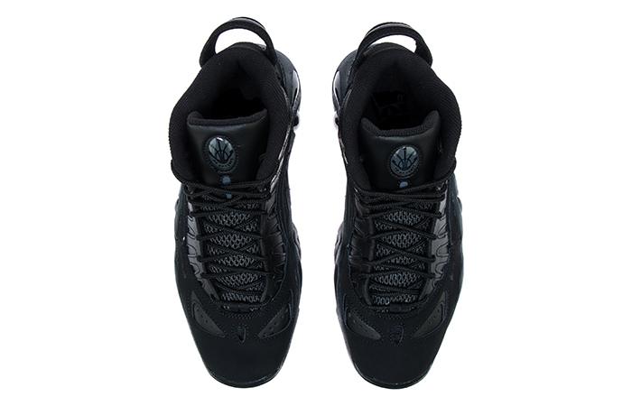 quality design 902f4 5b7b3 Nike Air Max Uptempo 97 Black 399207-005