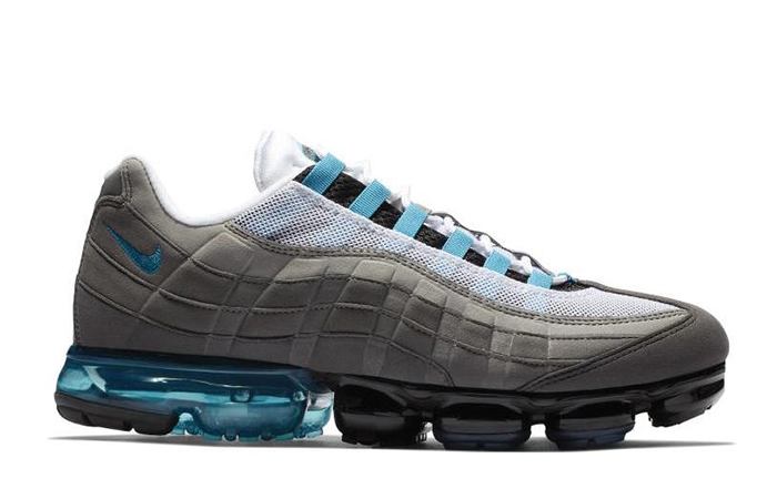 Nike Air VaporMax 95 Neo Turquoise Release Date ft