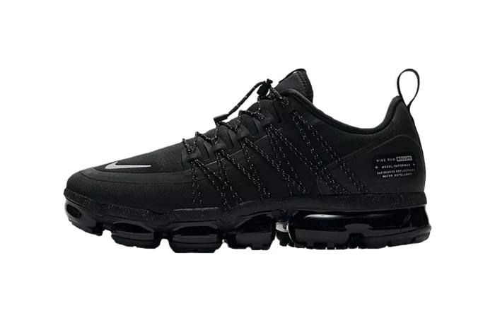 official photos 49390 c2cfd Nike Air VaporMax Run Utility Black Silver AQ8810-003