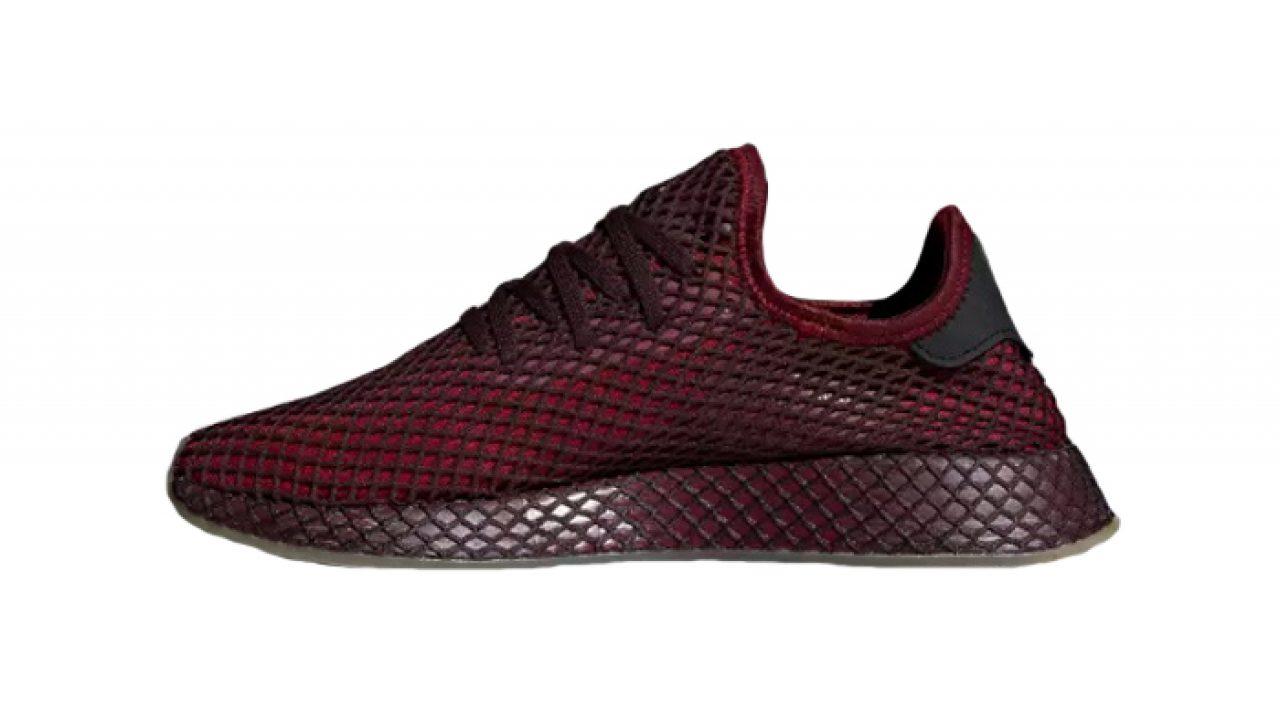 adidas Deerupt Runner Burgundy B41773