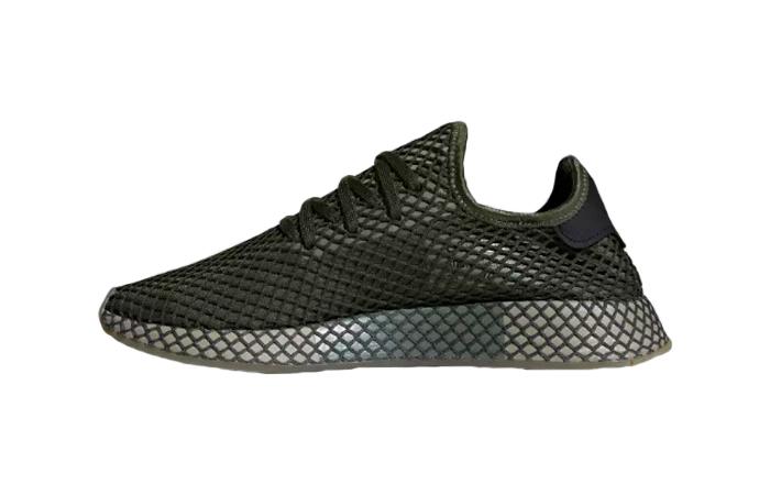 898ab3edc adidas Deerupt Runner Green B41771 – Fastsole