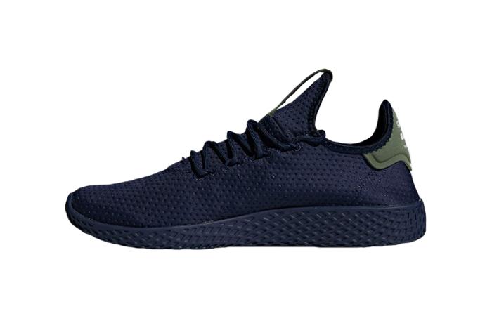 adidas Pharrell Williams Tennis HU Navy B41807