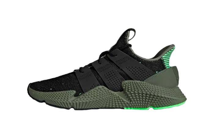 adidas Prophere Black Lime B37467