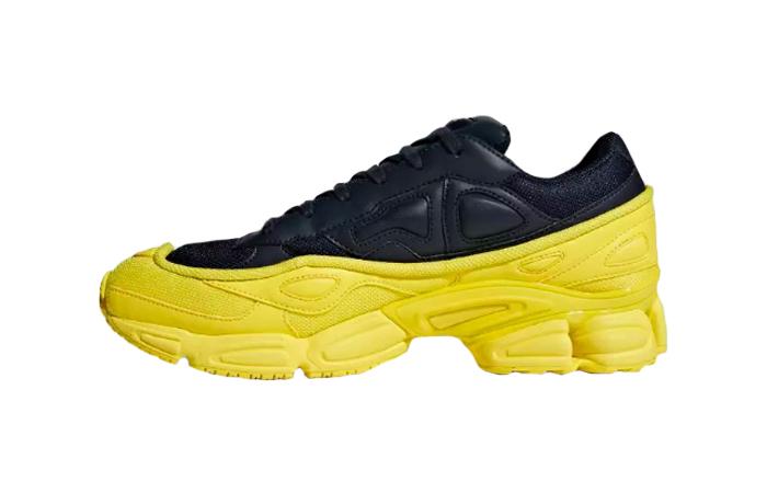 adidas Raf Simons Ozweego Black Yellow F34267