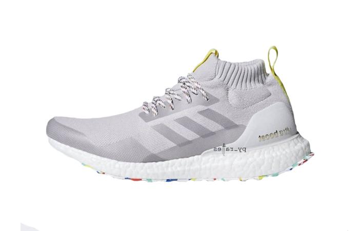 Ultra Boost Confetti Grey G26842 Mid Adidas
