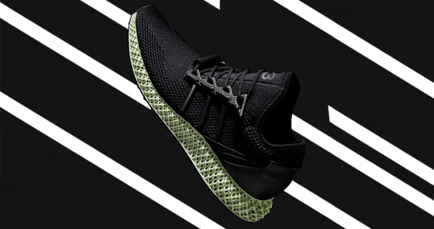 1c35ea8c4967ef adidas Y-3 Runner 4D Black Neon Release Update – Fastsole