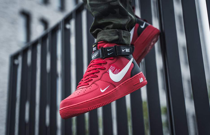 Enjoy The Air Force 1 Brigade With FastsoleUK ft