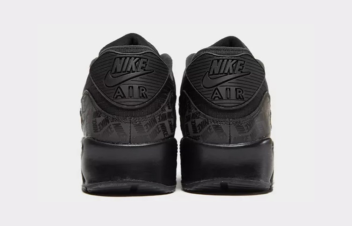 JD Exclusive Nike Air Max 90 Essential Black