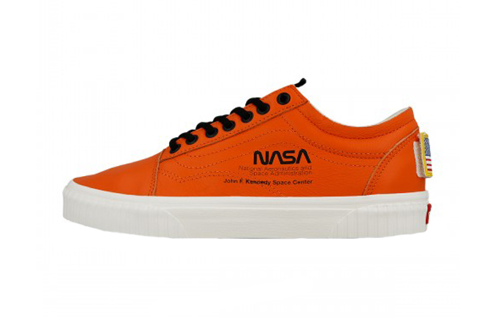 super cheap compares to reasonably priced wholesale online NASA Vans Old Skool Space Voyager Firecracker G1UPA1