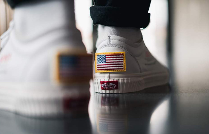 e174300b31 NASA Vans Old Skool Space Voyager White G1UP91 – Fastsole
