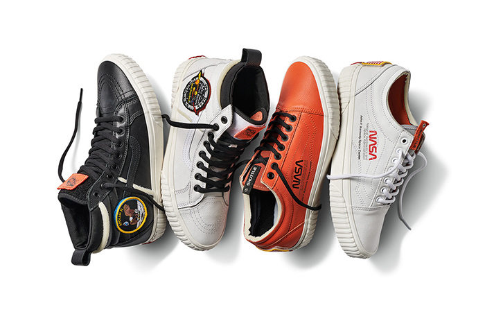 NASA Vans Space Voyager Collection To Become The Breakthrough Stars Of November ft