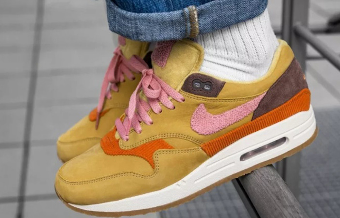 05a05590be Nike Air Max 1 Wheat Gold CD7861-700 – Fastsole