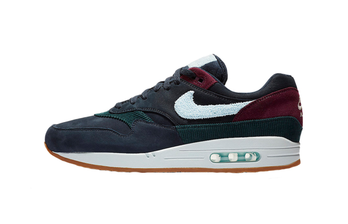 Nike Air Max 1 Premium Dark Obsidian CD7861-400 01