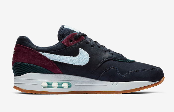 Nike Air Max 1 Premium Dark Obsidian CD7861-400 02