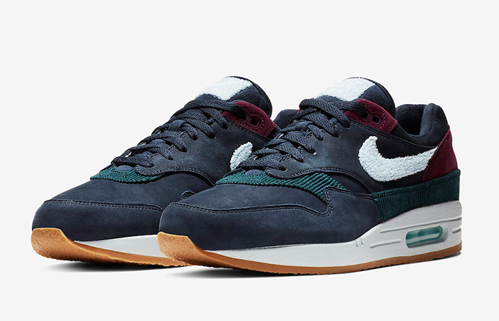 Nike Air Max 1 Premium Dark Obsidian CD7861-400 03