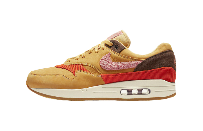 Nike Air Max 1 Wheat Gold CD7861-700 01