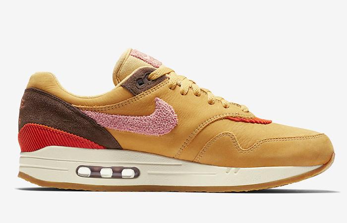 Nike Air Max 1 Wheat Gold CD7861-700 02