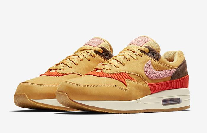Nike Air Max 1 Wheat Gold CD7861-700 03