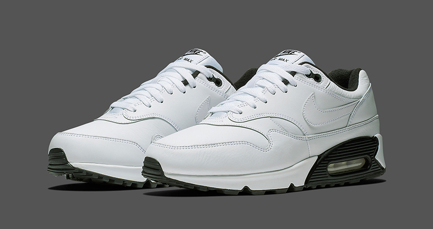 The Nike Air Max 901 Is Coming Soon In White And Black