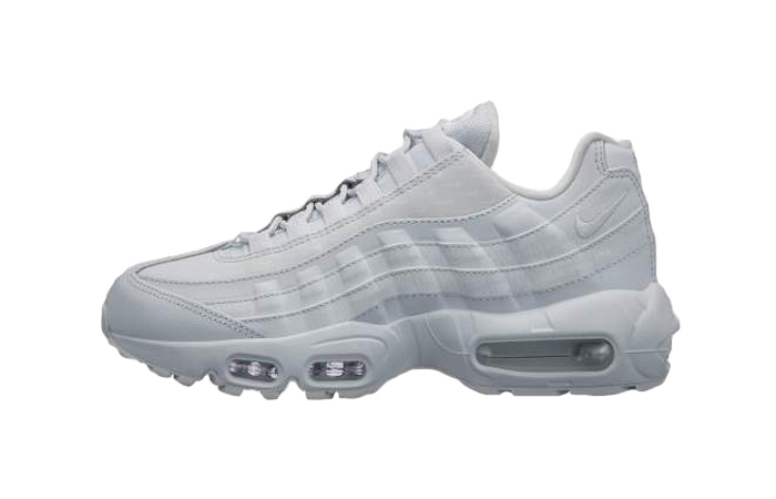 hot sale online 7eca9 01da1 Nike Air Max 95 LX Grey AA1103-005