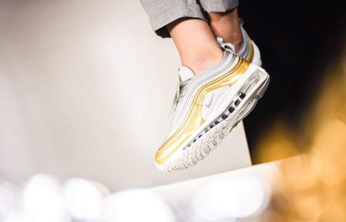 851b3b66fb Nike Air Max 97 Grey Metallic Gold AQ4137-001 – Fastsole