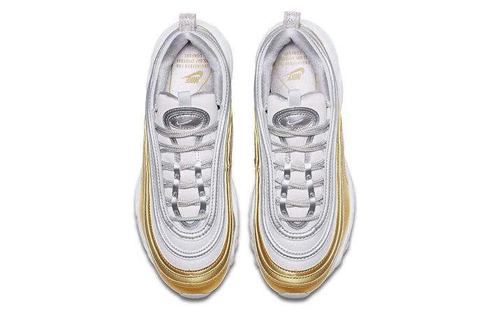 51a0981fd7 ... Nike Air Max 97 Grey Metallic Gold AQ4137-001 03 ...
