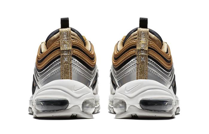f058bea1f0 Nike Air Max 97 Metallic Silver Gold AQ4137-700 – Fastsole