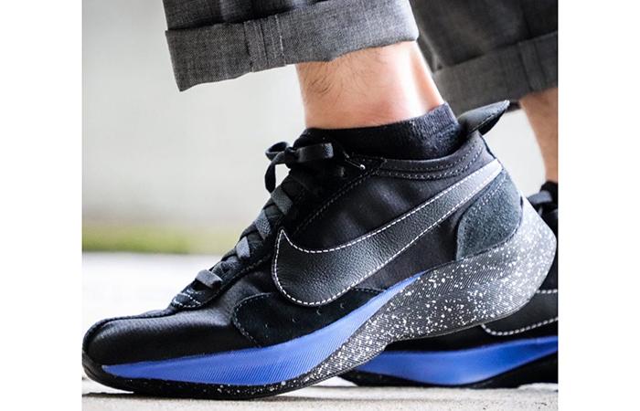 Nike Moon Racer Black Blue BV7779-001