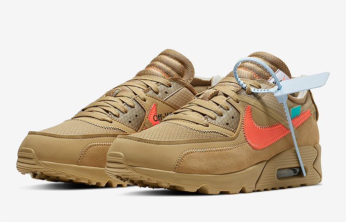 Off-White Nike Air Max 90 Ore AA7293-200