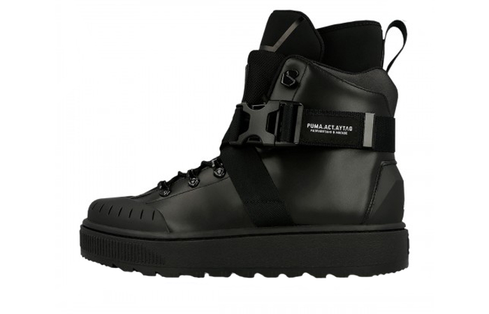 928b470717b Outlaw Moscow Puma Ren Boot Black 367100-01