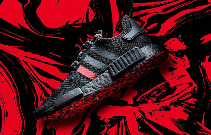 Shoe Palace adidas NMD R1 Release Date ft