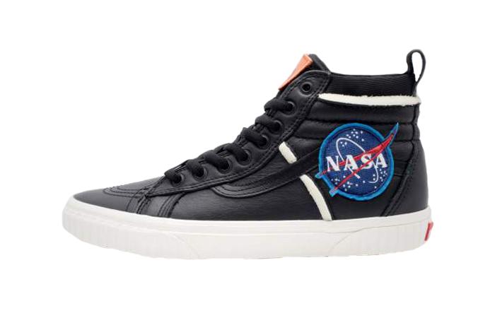 d40dff29b78 Vans NASA SK8-Hi 46 MTE DX Black Multi VN0A3DQ5UQ31