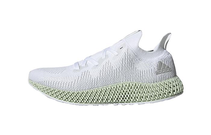 adidas Alphaedge 4D White Grey CG5526 01