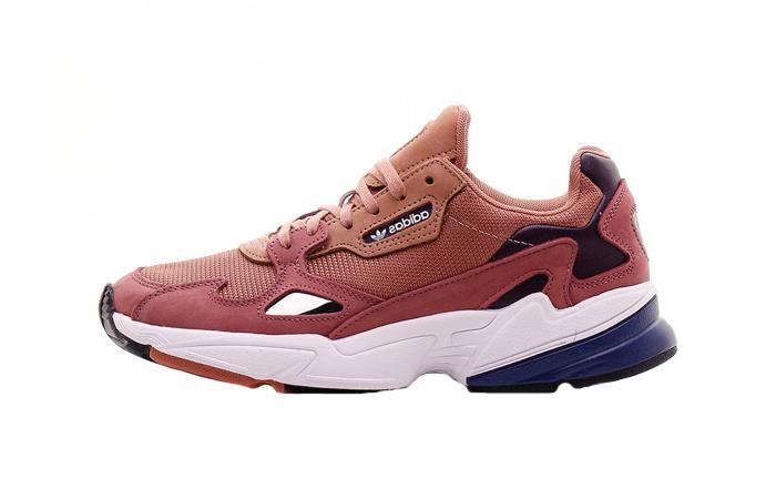 adidas Falcon Raw Pink Womens D96700