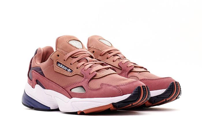 2024ef17f2 ... adidas Falcon Raw Pink Womens D96700 02 ...